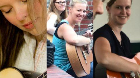 Gitarren Schnupperkurs für Erwachsene
