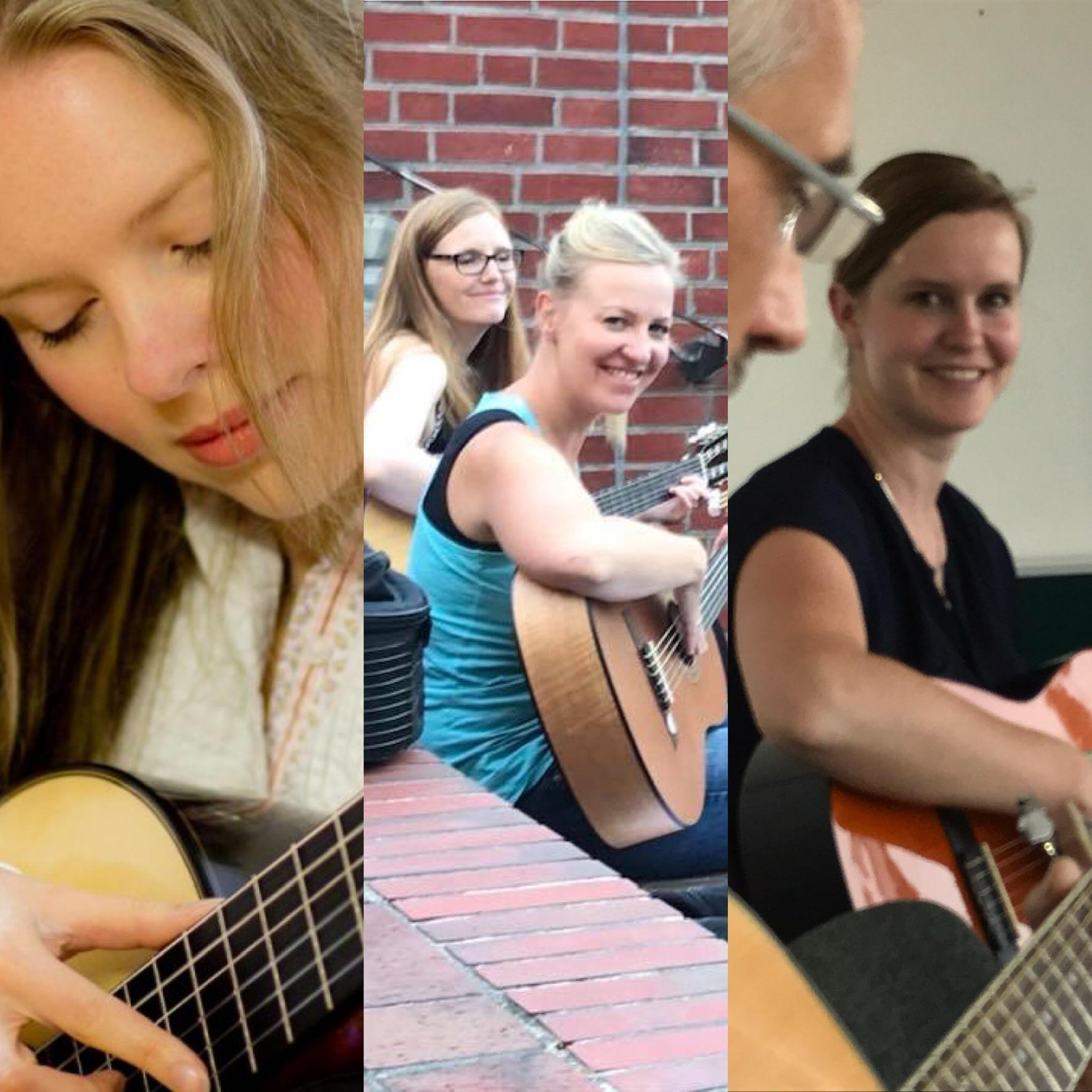 gitarren schnupperkurs für erwachsene  emder guitar school